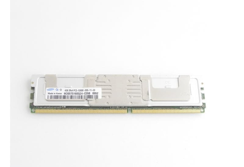 Оперативная память 4 ГБ 1 шт. Samsung DDR2 667 FB-DIMM 4Gb PC2-5300F  для СЕРВЕРА