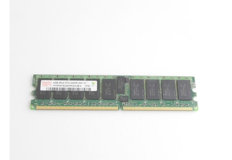 Оперативная память Hynix 4Gb 2Rx4 DDR2 PC2-3200R-333-12 для сервера