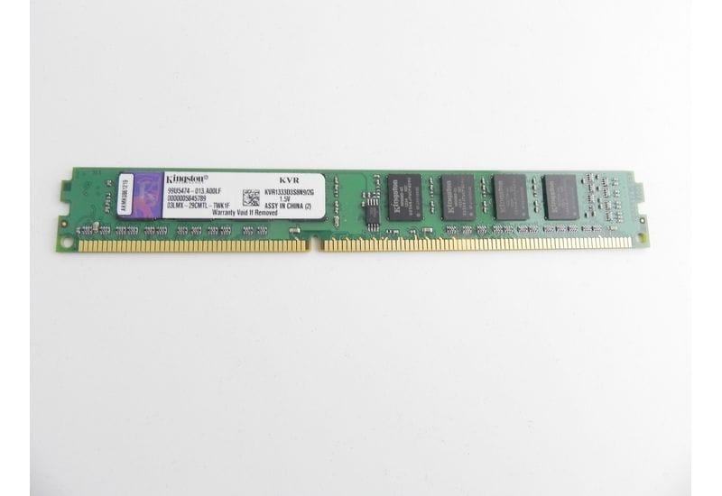 Оперативная память 2 ГБ 1 шт. Kingston KVR1333D3N9/2G б/у