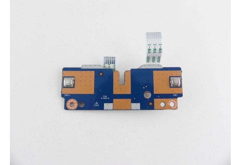 "HP 15-bs124ur 15.6"" плата кнопок тачпада с кабелем LS-E792P"