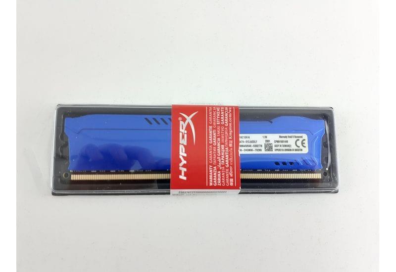 Оперативная память 4 GB 1 шт. HyperX Fury HX316C10F/4