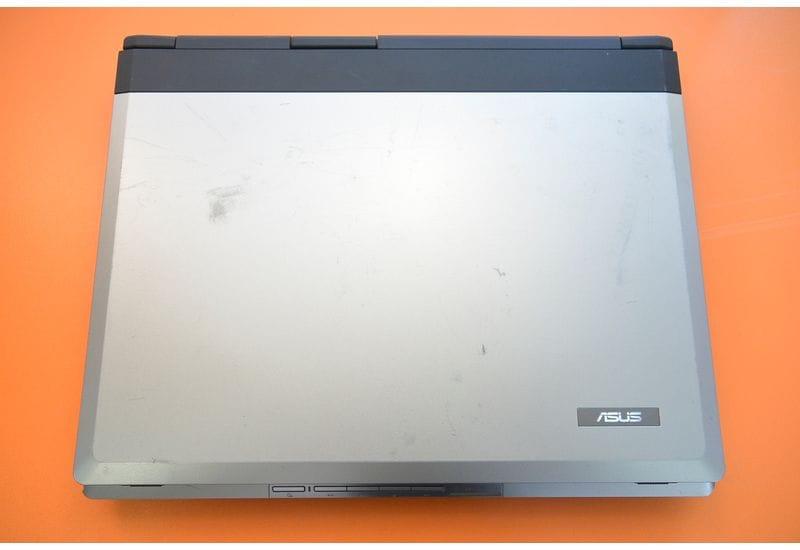 """Ноутбук Asus A6T 15.4"""" A6TC рабочий без HDD"""