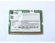 intel Pro WireLess 2200BG Network Connection
