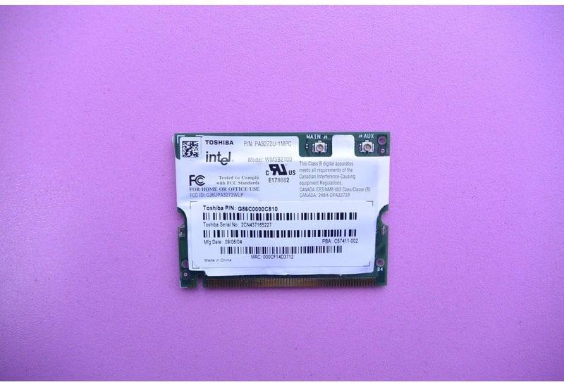 Toshiba Satellite M30X-113 M30X Wireless WiFi карта Плата WM3B2100
