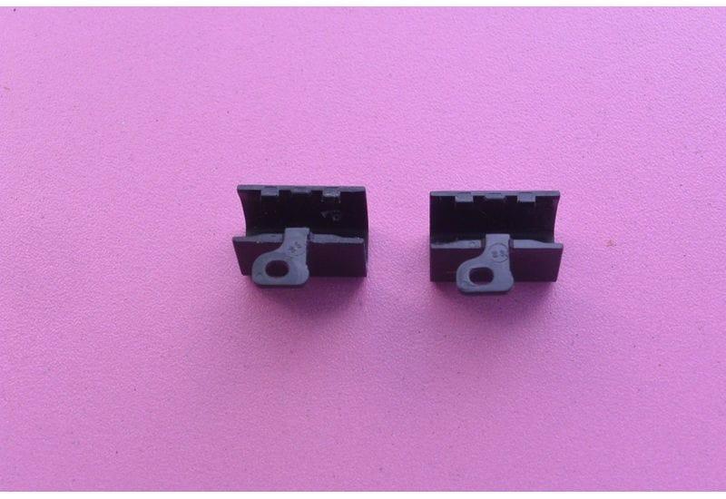 HP Essential 635 630 пластиковые заглушки на петли левая и правая