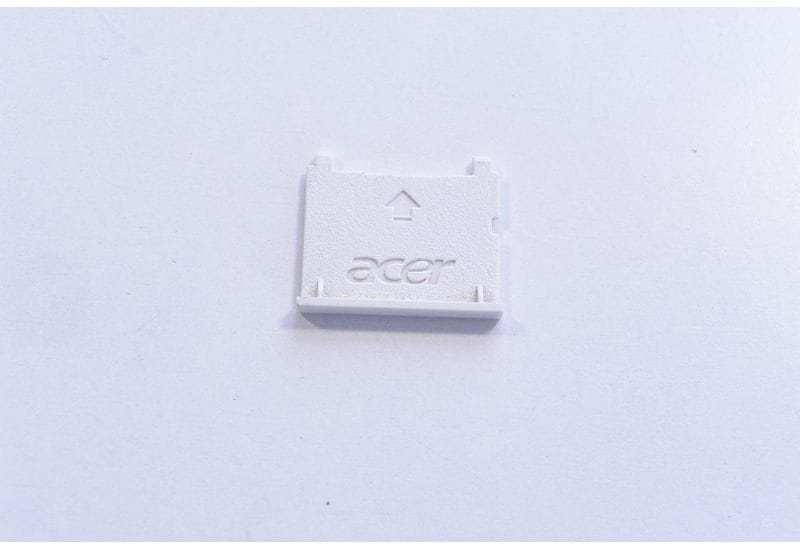 Acer Aspire One Series KAV60 D250 Пластиковая Заглушка картиридера (цвет белый)