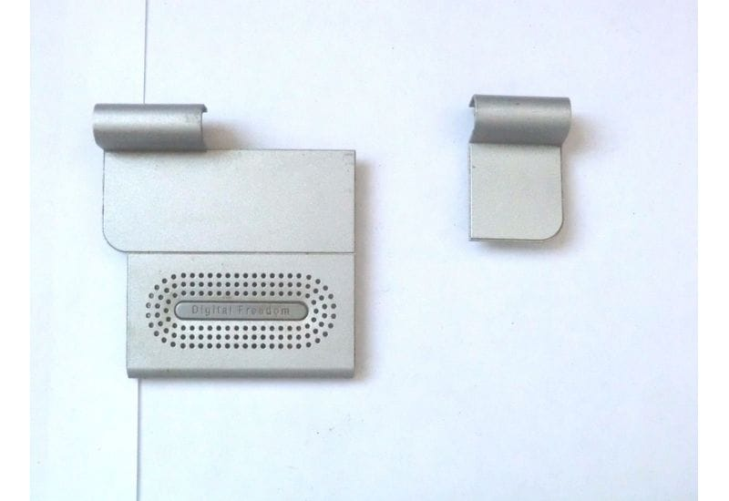 Samsung X20 NP-X20K001 пластиковые заглушки на петли левая и правая сторона ba67-00271