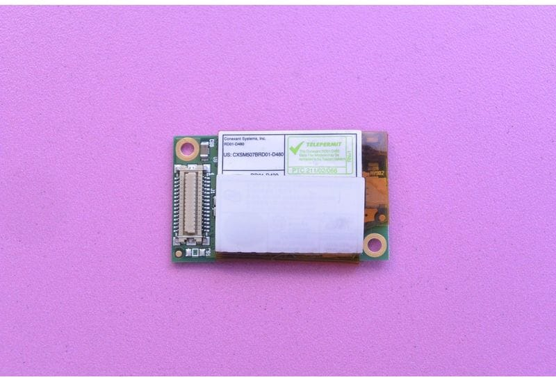 "Sony Vaio PCG-8Q8L VGN-A130B VGN-A Series 15"" Modem Плата"