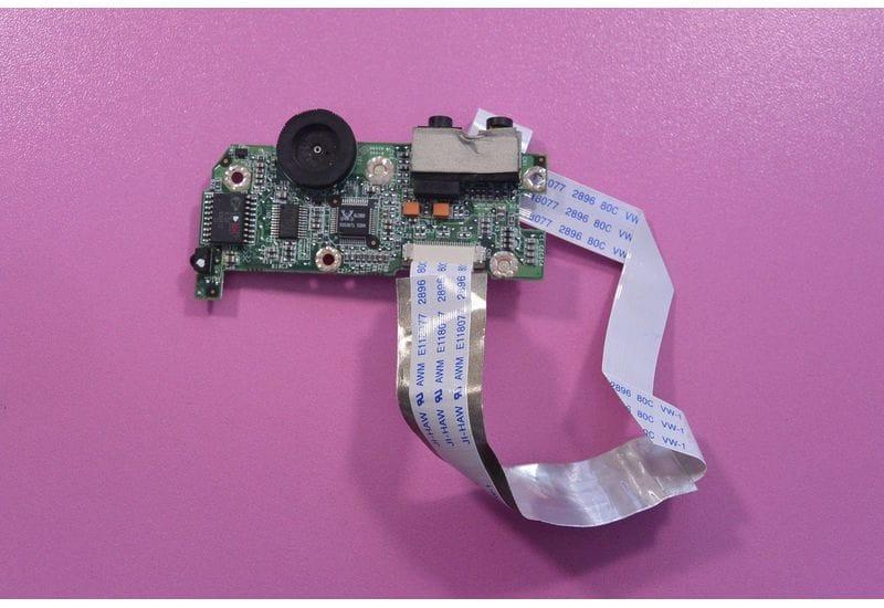 FUJITSU SIEMENS AMILO M3438G Audio Плата Volume Control с кабелем 35-2P7100-C1