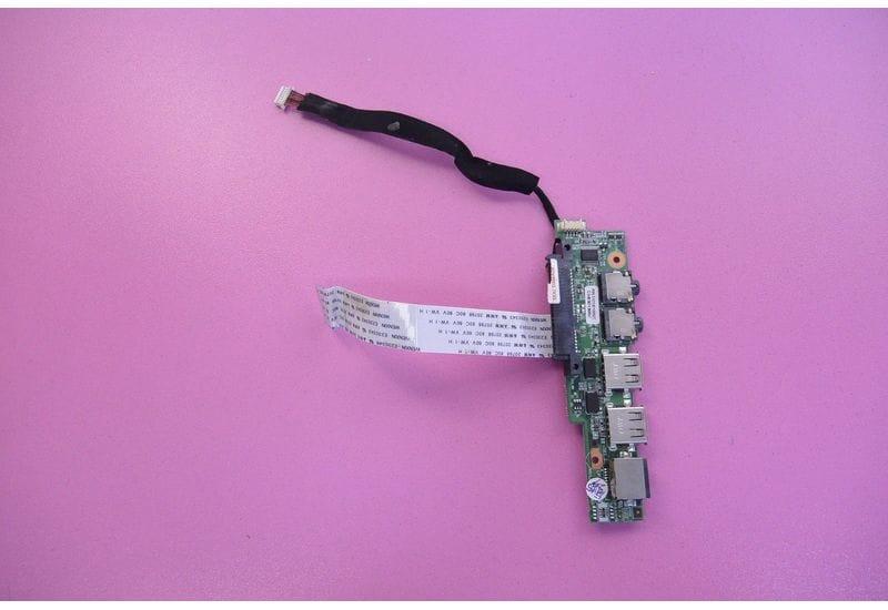 Topstar X01 USB Audio LAN Port Плата и HDD соединитель (переходник) с кабелем =
