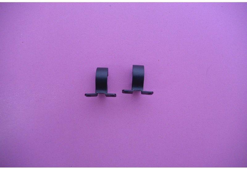 Sony VAIO PCG-71C11V VPCEL1E1R VPCEL левая и правая (цвет черный) LCD пластиковые заглушки на петли