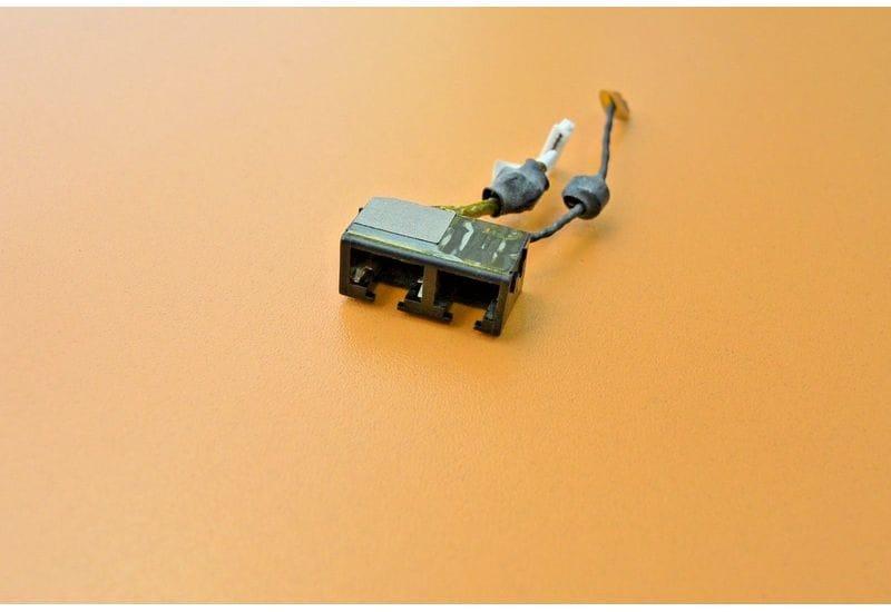 SONY VAIO VGN-SR SR11MR PCG-5N4P разъемы LAN / модем с кабелем 073-0001-4429