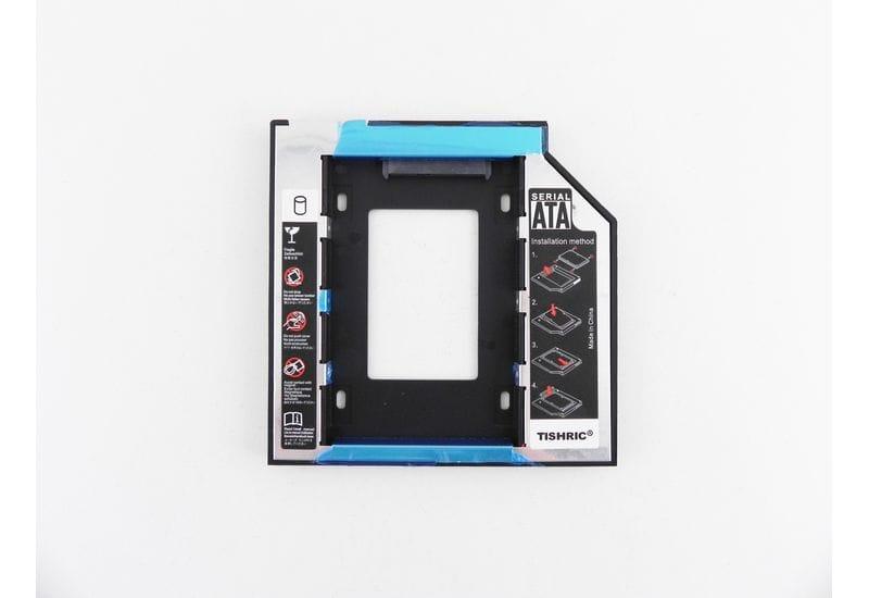 Адаптер для жестких дисков (салазки) для HDD вместо DvD привода 9.5мм