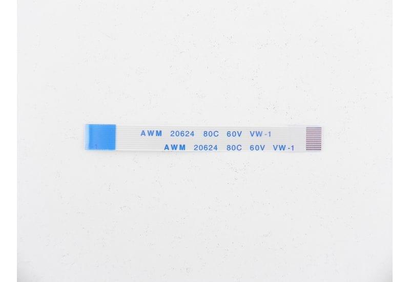 Шлейф плоский FFC/FPC-кабеля Flexible flat 12 пин, шаг 0,5мм, длина 60мм, обратный