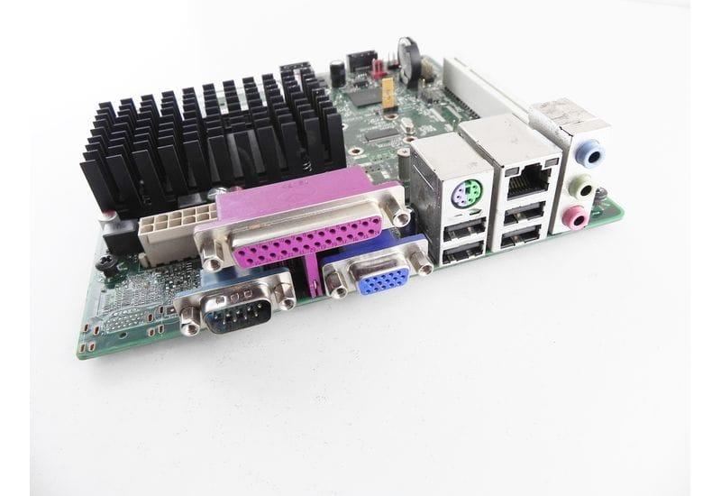 Материнская плата Intel D2500HN c процессором mini-ITX Рабочая