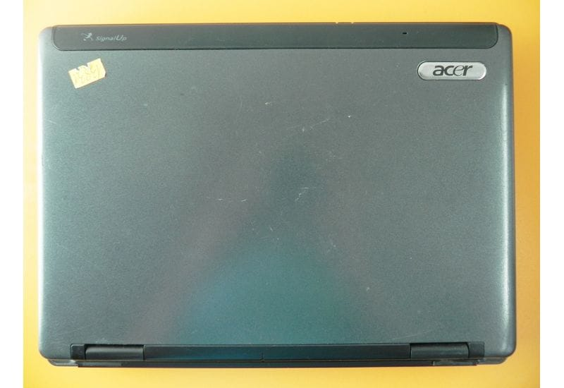 "Ноутбук Acer TravelMate 6292 series 12.1"" 6292-101G16Mi ZU1 рабочий без клавиатуры"