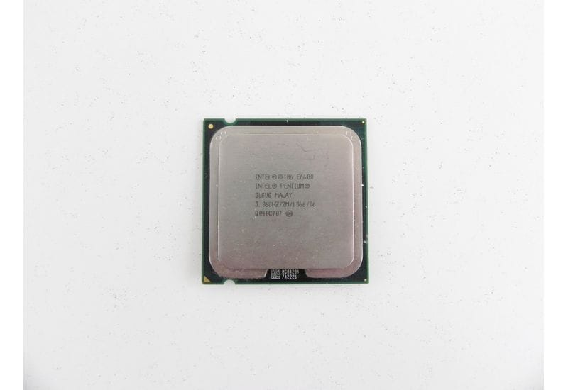 Процессор Intel Pentium E6600 SLGUG 3.067GHz 2MB Socket 775
