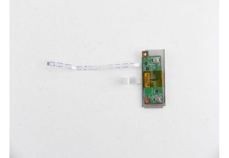 RoverBook Nautilus W550 WH NSW550 плата кнопок тачпада с кабелем 0610000163