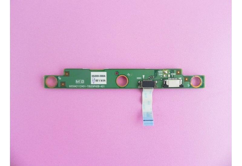 Toshiba Satellite A210-19A плата кнопок тачпада с кабелем 6050A2112401-TOUCHPADB-A01