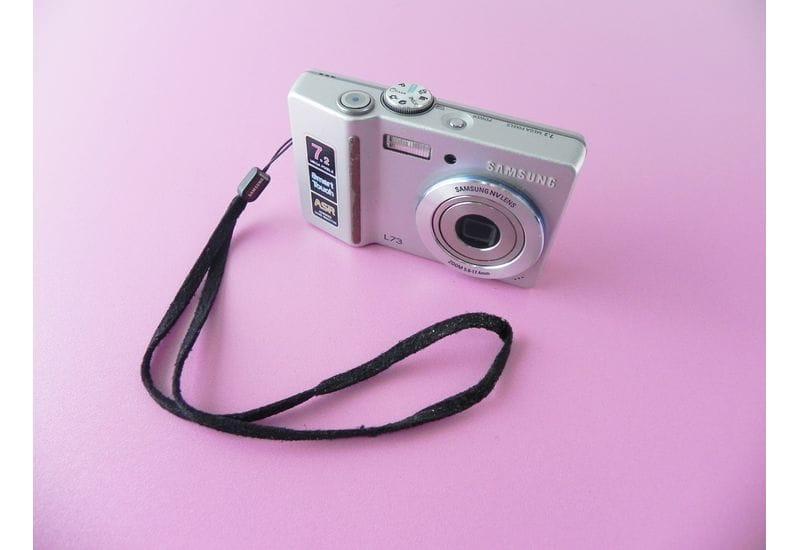 Фотоаппарат Samsung L73 (неисправный)
