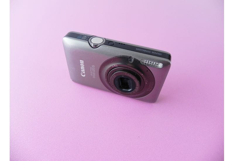 Фотоаппарат Canon Digital IXUS 120 IS PC1430 (неисправный)