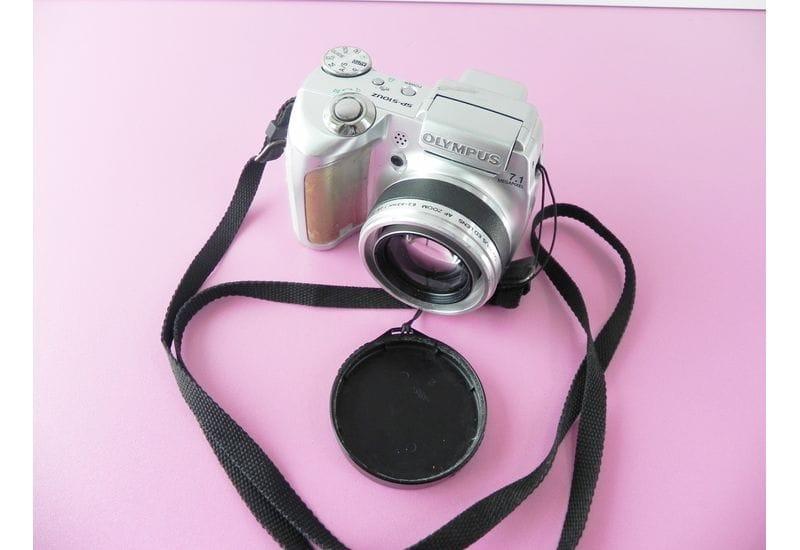 Фотоаппарат Olympus SP-510UZ (неисправный)