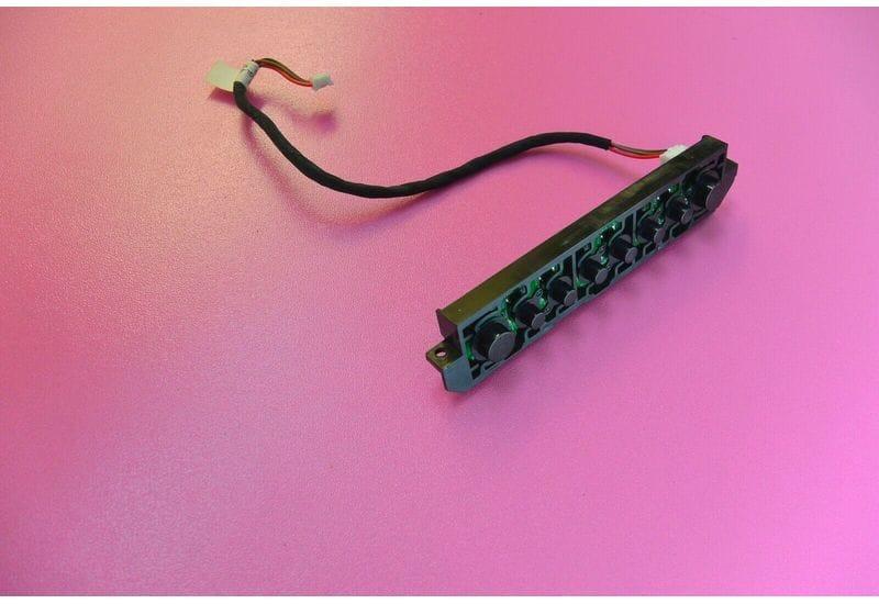 Toshiba 32DV703R кнопка ключения, кнопки контроля с кабелем 55.71X02.E01G