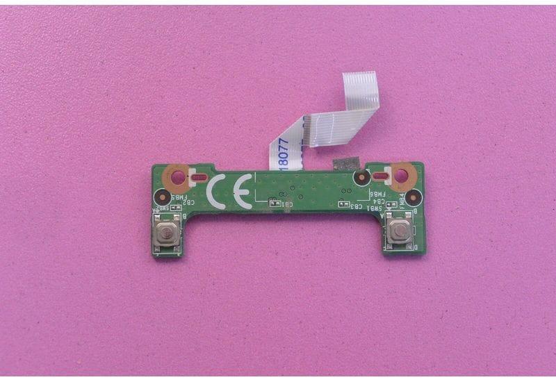MSI MS-163A GX600 RoverBook Nautilus V572 WH плата тачпада с кнопками с кабелем M
