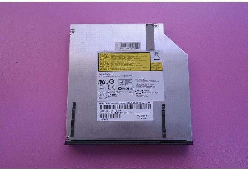 MSIega Book S430S-1414S-1314 VR321 CD/DVD привод с панелькой